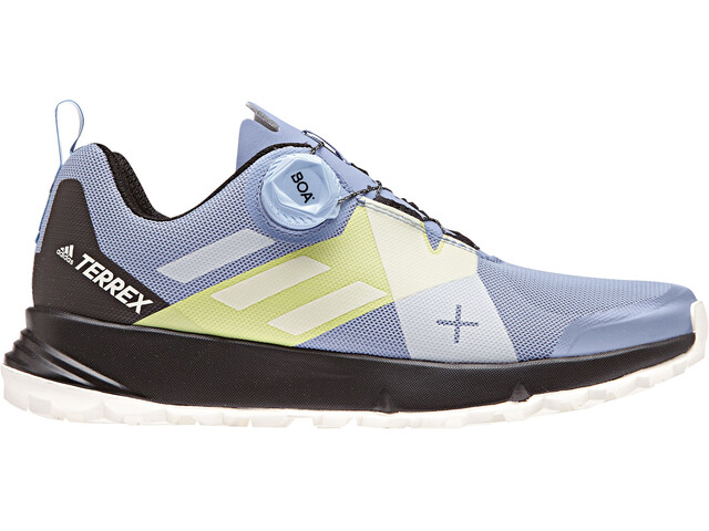 adidas TERREX Two Boa Shoes Women Chalk Blue/Chalk White/Core Black